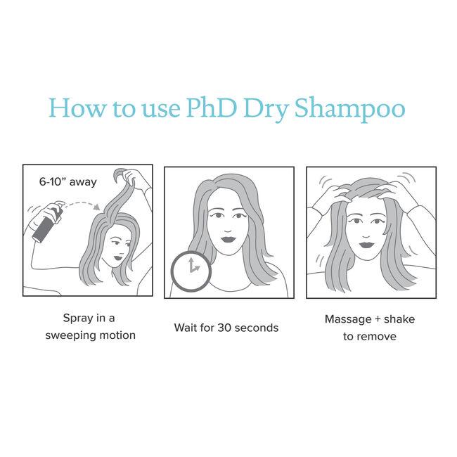 Dry Shampoo Set, , hi-res-alt