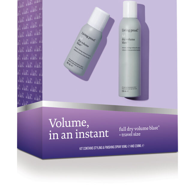 Dry Volume Blast™ Set, , hi-res