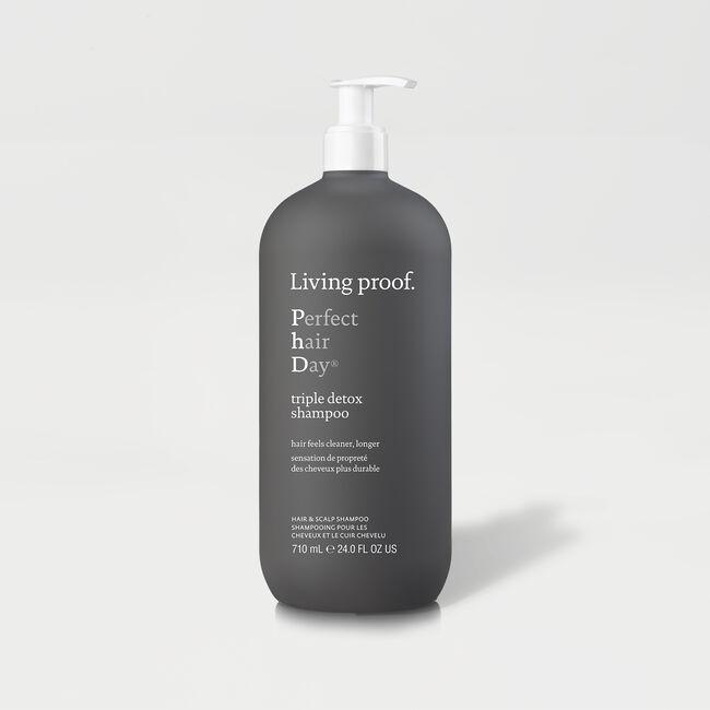 Triple Detox Shampoo, Jumbo 710 ml, hi-res