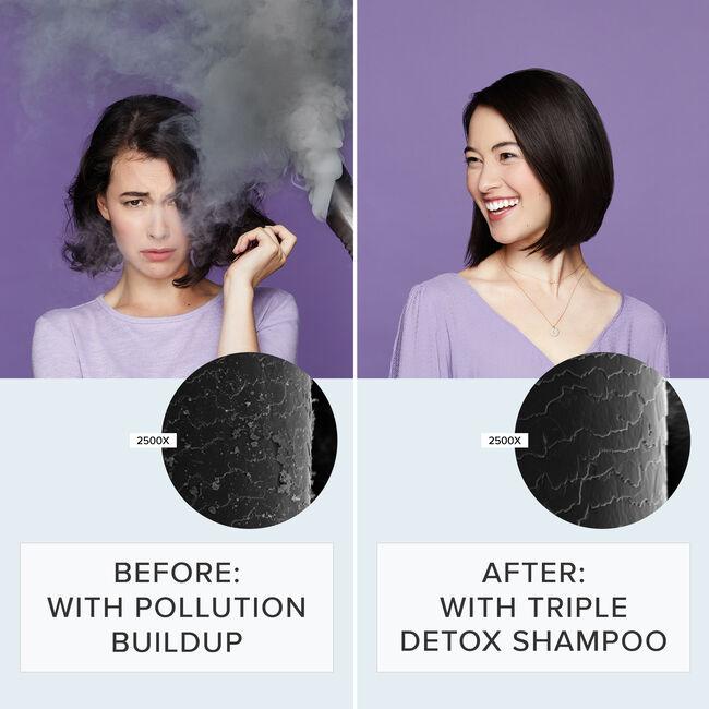 Triple Detox Shampoo, Full 160 ml, hi-res-alt