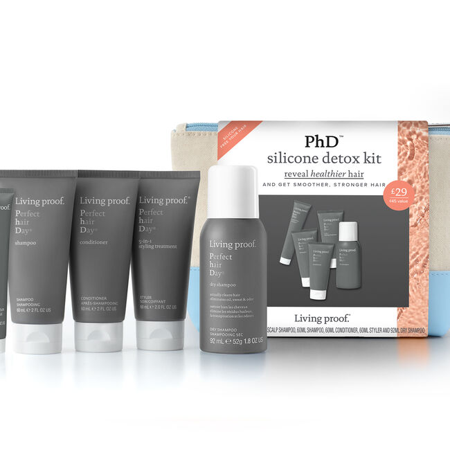 Perfect hair Day™ Silicone Detox Kit, , hi-res