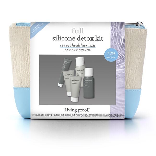 Full Silicone Detox Kit, , hi-res