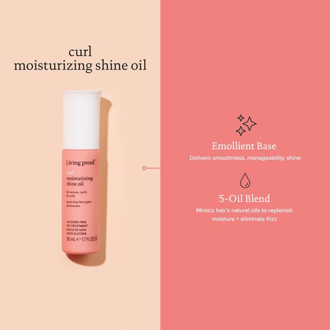 Moisturizing Shine Oil, , hi-res-alt