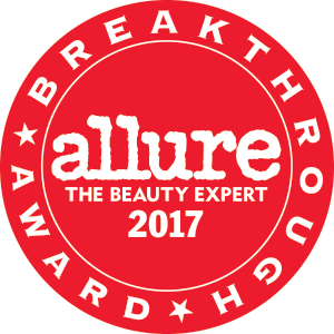 2017 Allure Best of Beauty Breakthrough Award