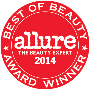 2014 Allure Best of Beauty Awards
