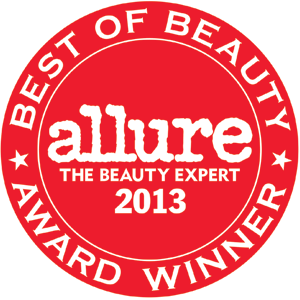2013 Allure Best of Beauty Awards