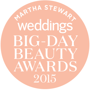 2015 Martha Stewart Weddings Big Day Beauty Awards